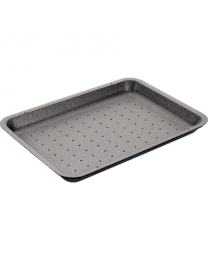 EPS Foam Trays Absorption Black ABS Tray 270x185x29mm