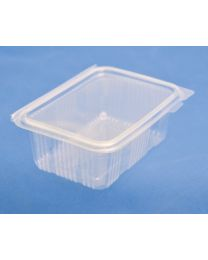 Crystal Salad Containers 500cc