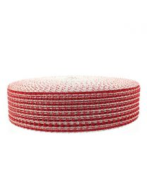 Red / White 48sq Netting 180mm