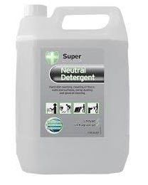 Super Neutral Detergent - Wash Up 5lt